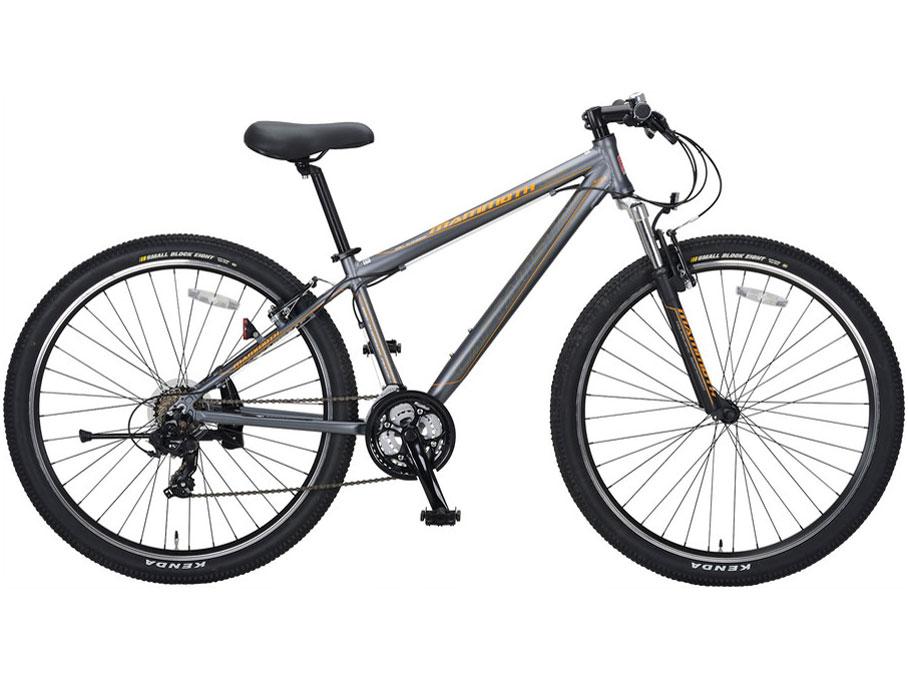 ビッグバイク 29er YG-0279 [ガンメタ]